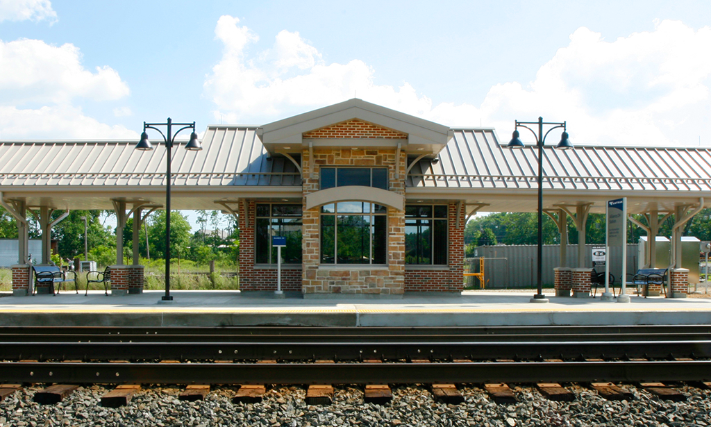Amtrak Alliance, OH Station